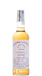 Signatory Bowmore 2001 Single Malt Whisky