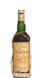 Clement 6 Y.O. Rhum Agricole