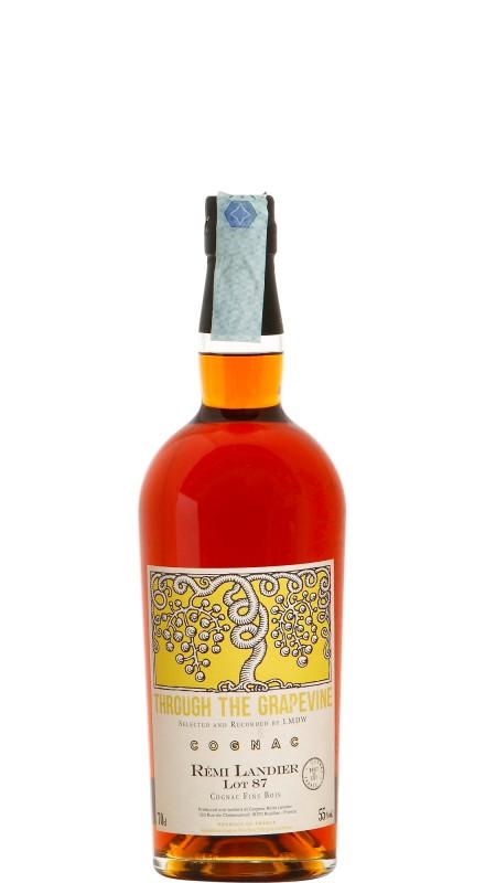 Remi Landier Lot 87 Fins Bois Cognac
