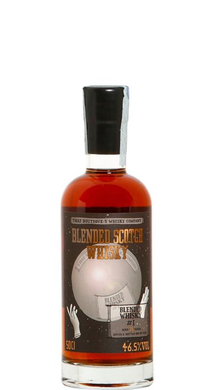 Blended Malt 35 Y.O. n.1 Whisky