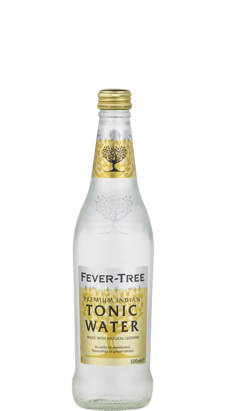 Fever-Tree Indian Tonic Water 50 cl