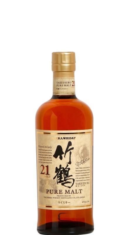 Nikka Taketsuru 21 Y.O. Blended Whisky
