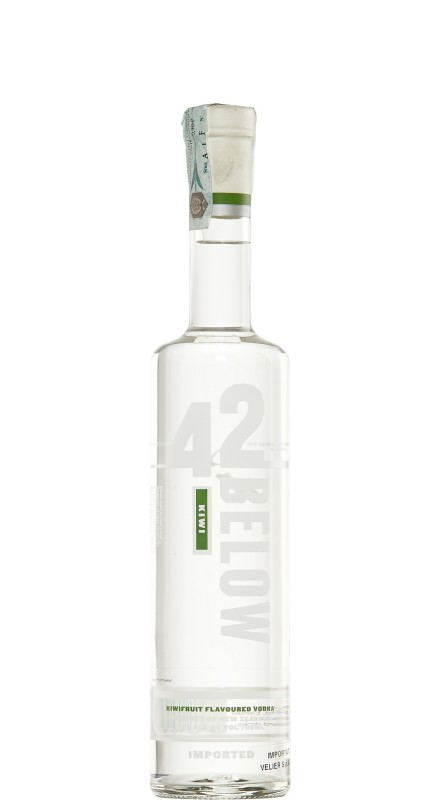 Below 42 Kiwi Vodka