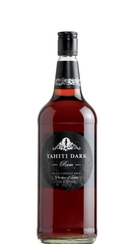 Below 42 Tahiti Dark Rum