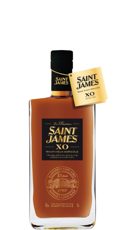 Saint James XO Rhum Agricole