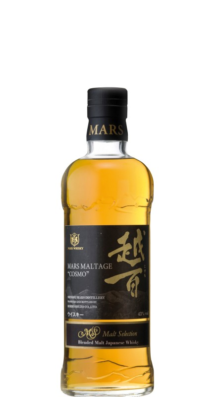 Mars Cosmo Single Malt Whisky