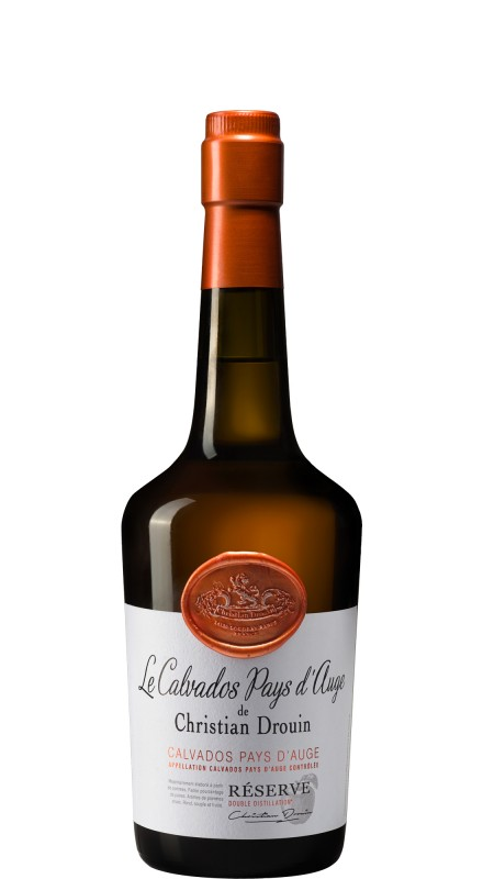 Drouin Pays D'Auge Reserve Pack 2018 Calvados