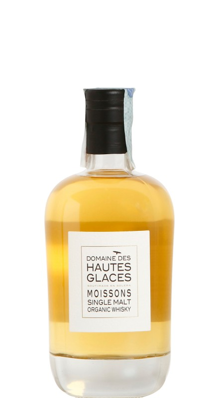 Domaine Hautes Glaces Moissons Organic Whisky