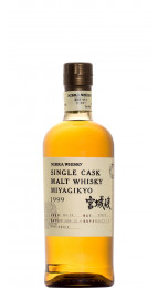Nikka Miyagikyo 1999 Single Cask Malt Japanese Whisky