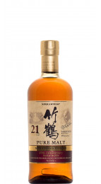 Nikka Taketsuru 21 Y.O. Non Chill-Filtered Pure Malt Whisky