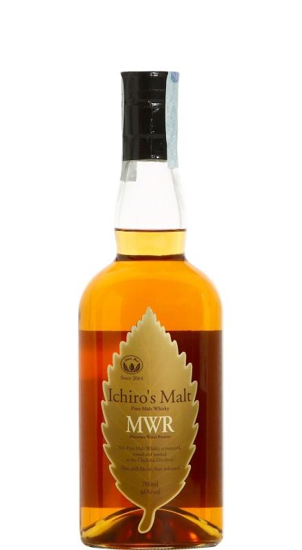 Ichiro's Malt Mizunara Wood Reserve Single Malt Whisky