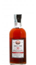 Hanyu 20 Y.O. Ichiro's Malt Single Malt Japanese Whisky