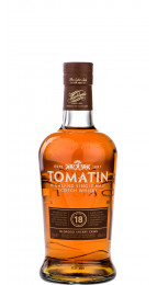Tomatin Brown 18 Y.O. Single Malt Whisky