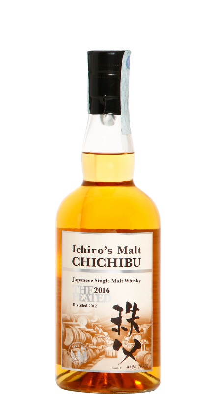 Chichibu 2016 Peated Single Malt Whisky