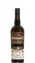 Kinahan's 10 Y.O. Single Malt Irish Whiskey