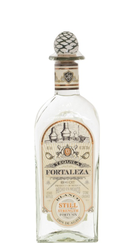 Fortaleza Blanco Tequila 46