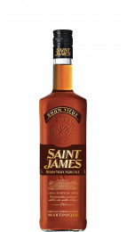 Saint James Vieux Rhum Agricole With Box