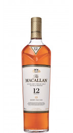 Macallan 12 Y.O. Sherry Oak Cask Single Malt Whisky