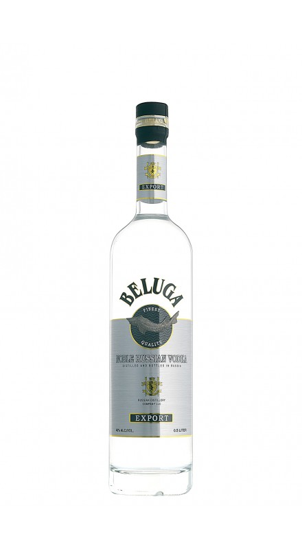 Beluga Vodka 50 cl