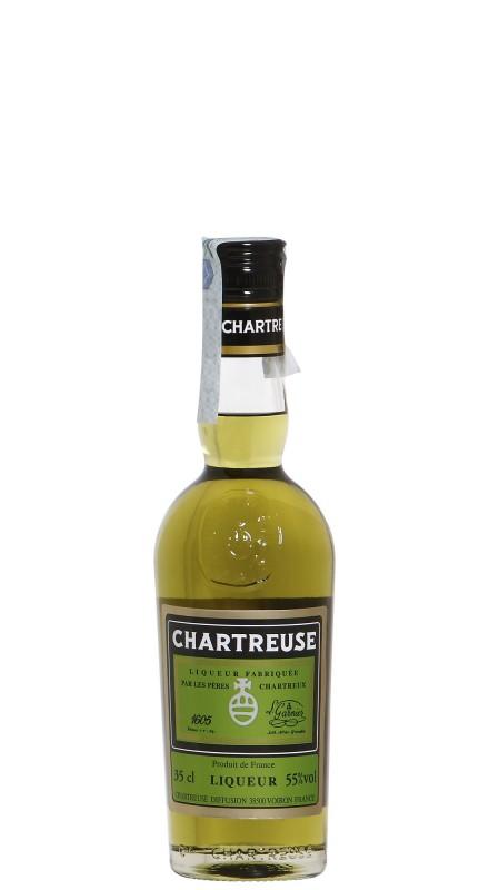 Chartreuse Verte (Verde) 35cl Liquore Astucciato