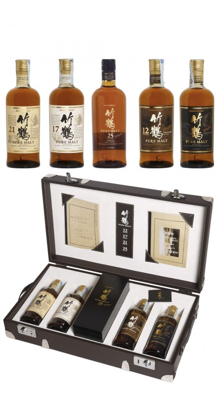 "Nikka Taketsuru Malle On The Road"" Single Malt Whisky"""