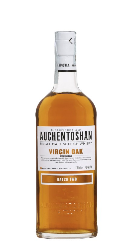 Auchetonshan Virgin Oak Single Malt Whisky