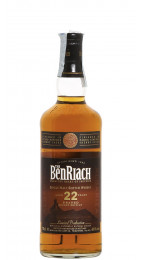 Benriach 22 Y.O. Albariza Peated Sherry Finish Single Malt Whisky