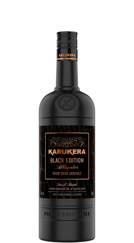 Karukera Black Edition Alligator Rhum Agricole