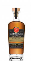 Worthy Park Single Estate 2006 Pure Single Rum