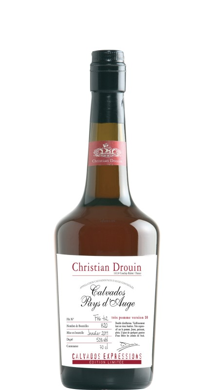 Drouin Tres Pommes Calvados Version 10