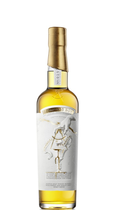 Compass Box Stranger And Stranger Blended Whisky