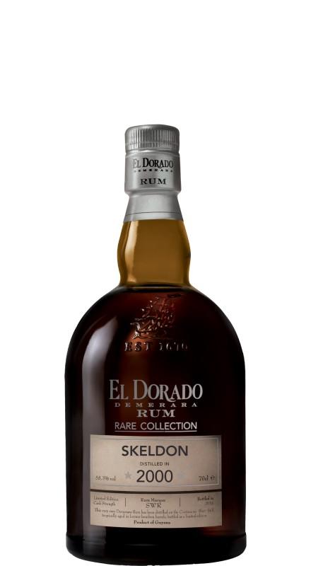 El Dorado Rare Collection Skeldon 2000 Rum