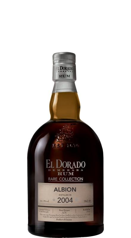 El Dorado Rare Collection Albion 2004 Rum