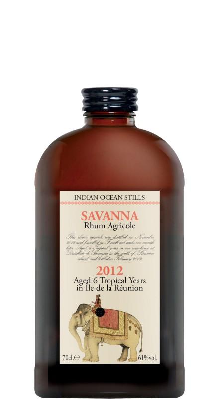 Indian Ocean Stills Savanna 2012 Rhum Agricole
