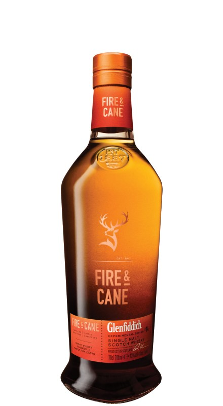 Glenfiddich Fire & Cane Single Malt Whisky