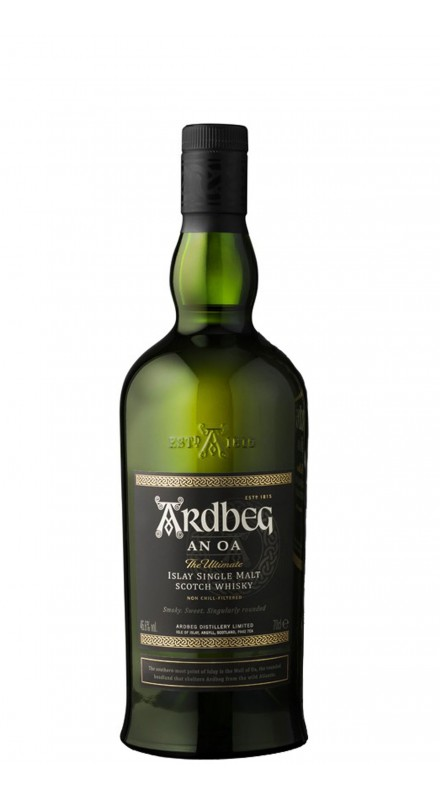 Ardbeg An Oa Single Malt Whisky