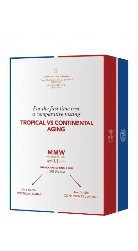 Comparative Tasting - Monymusk 11 Y.O. MMW Wedderburn