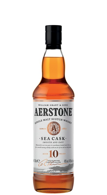 Aerstone 10 Y.O. Sea Cask
