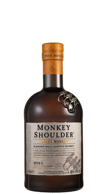 Monkey Shoulder Smokey
