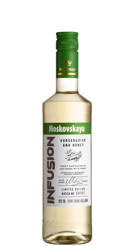 Moskovskaya Infusion Rafano e Miele