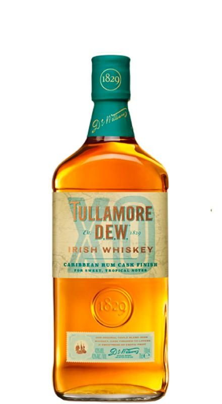 Tullamore Dew XO Irish Blended Whisky