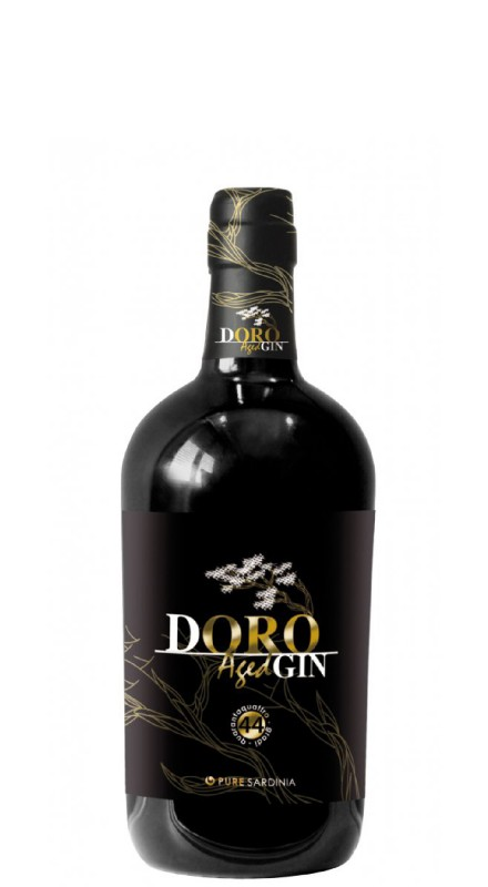 Pure Sardinia Doro Aged Gin
