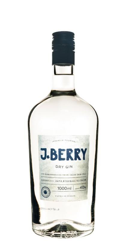J. Berry Dry Gin
