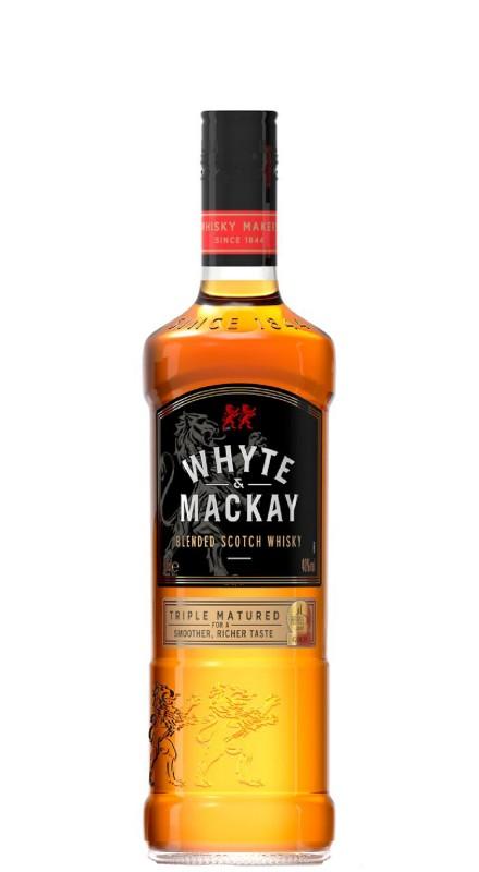 Whyte & Mackay Blended Scotch