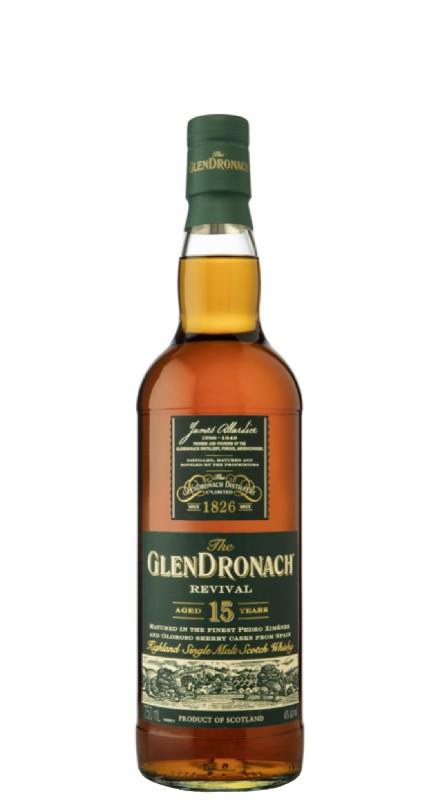 Glendronach 15 Anni Revival