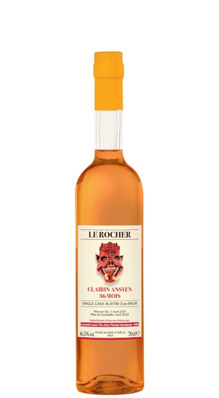 Clairin Ansyen Le Rocher 36 Mois Leonardo Leuci