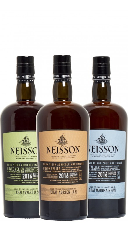 Neisson 2016 Chai Coffret