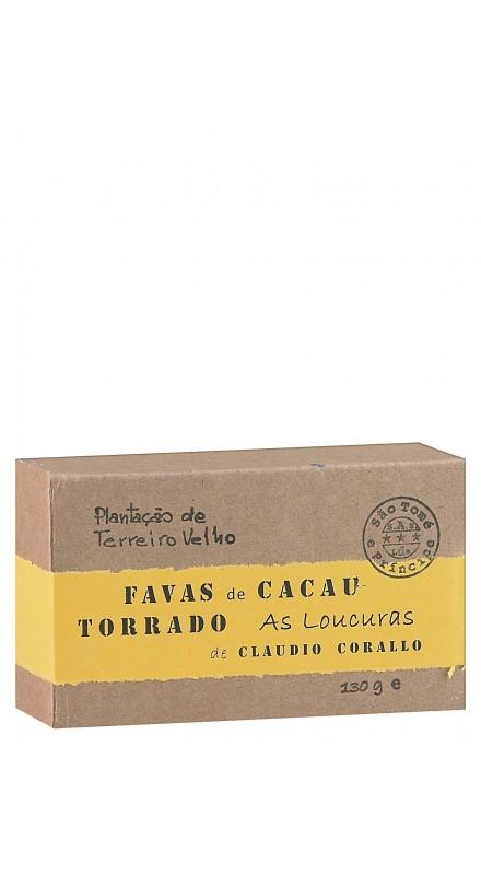 Cioccolato Corallo Fave di Cacao Tostate