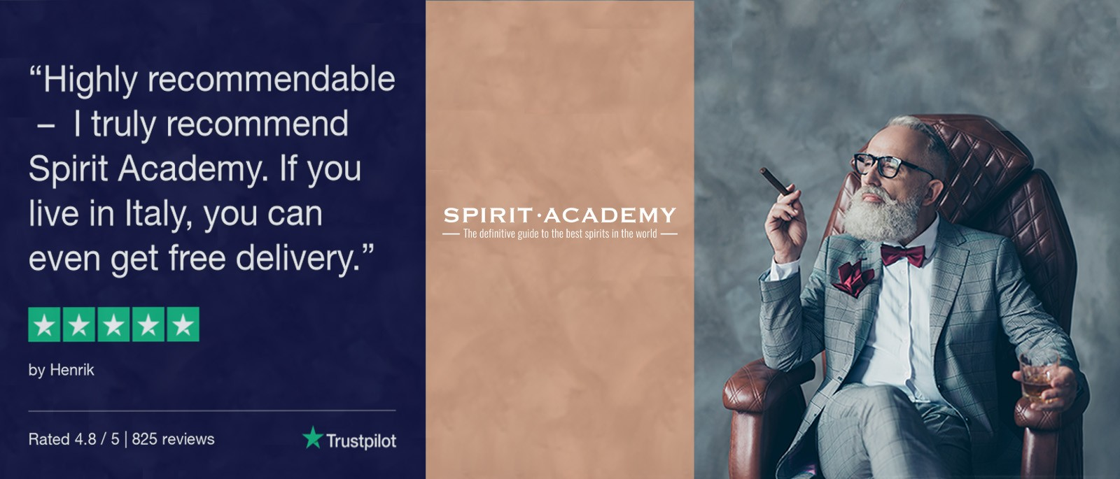 Spirit Academy Homepage ENG